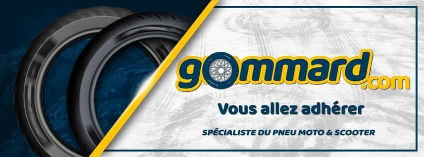 Histoire du marchand de pneus moto en ligne Gommard.com