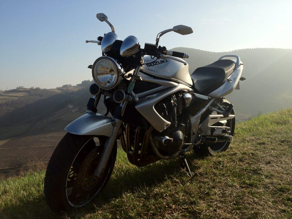 Moto Kinkin Bandit