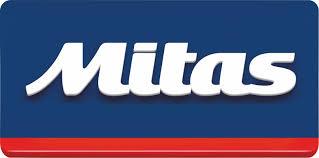 Logo marque pneus Mitas