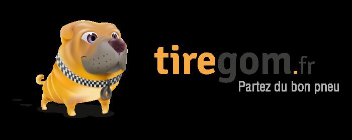 Logo comparateurs de pneus Tiregom chien