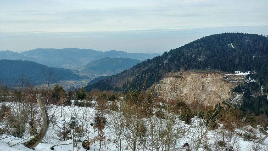 Voyage à moto en hiver