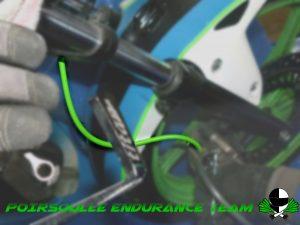 Durite avia meilleur freinage moto