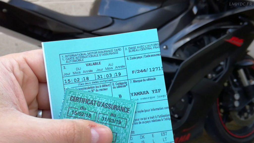 Vérifier votre le point hivernage moto de votre assurance