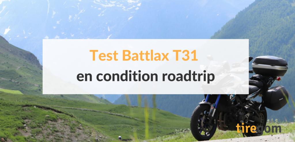 Test comparatif T31