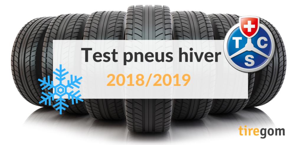 Test comparatif des meilleurs pneus neige de cet hiver 2018/2019