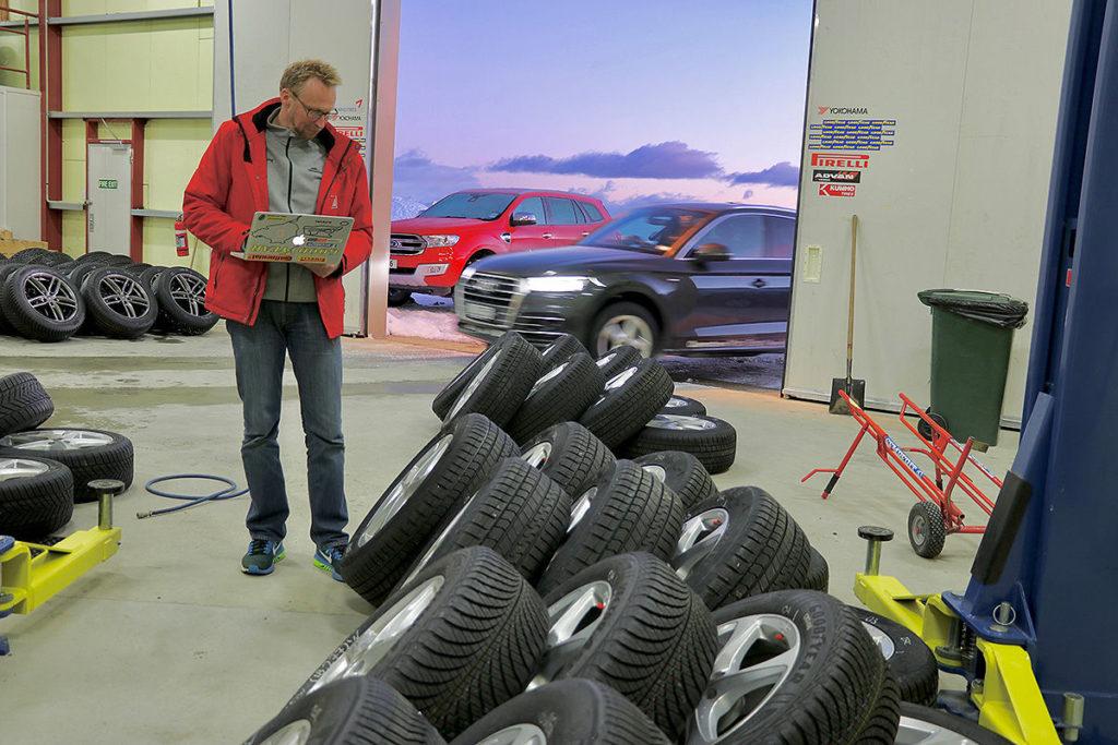 Test pneus SUV 4 saisons Auto Build