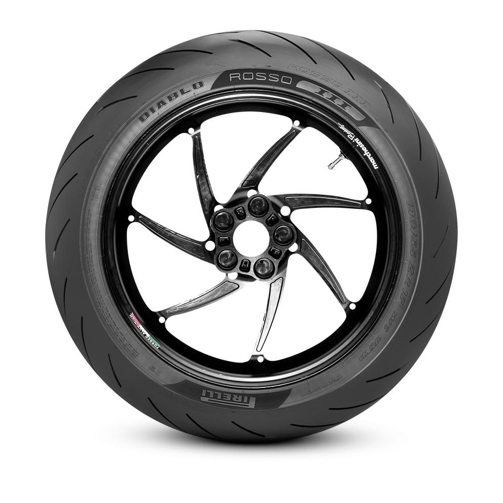 Pneu moto Pirelli Diablo Rosso 3