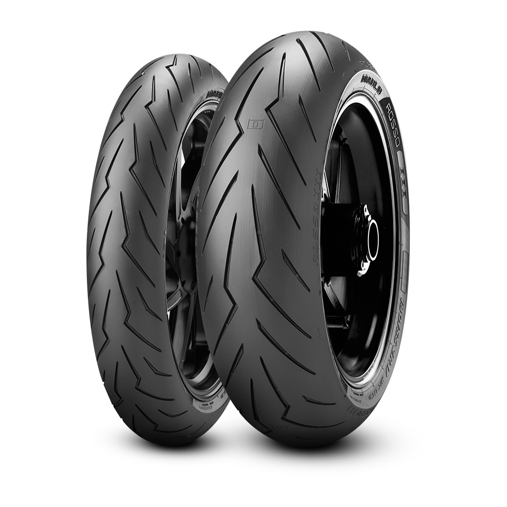 Train pneumatiques Pirelli Diablo Rosso 3