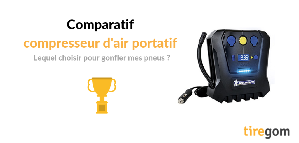 Comparatif min-compresseur à air