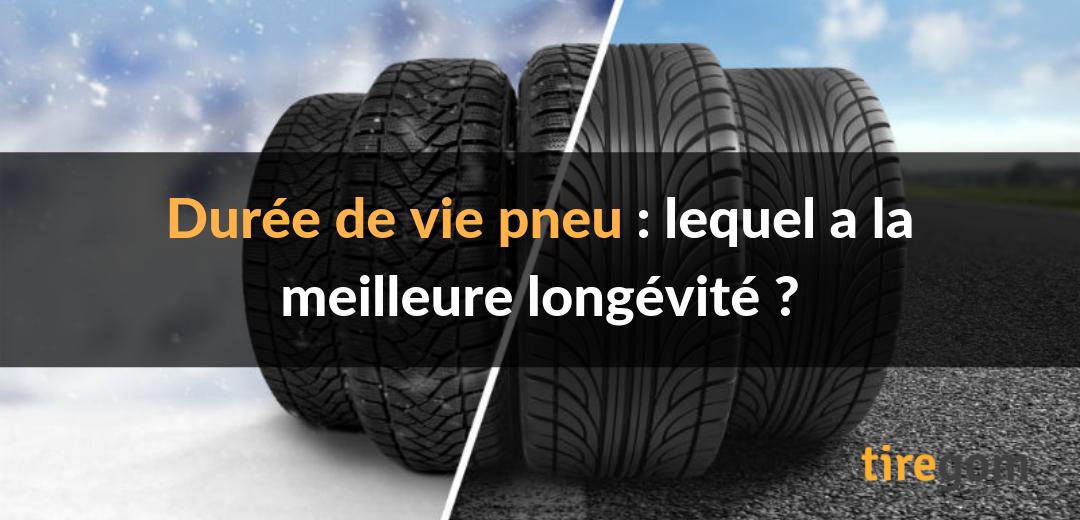 Longévité pneu