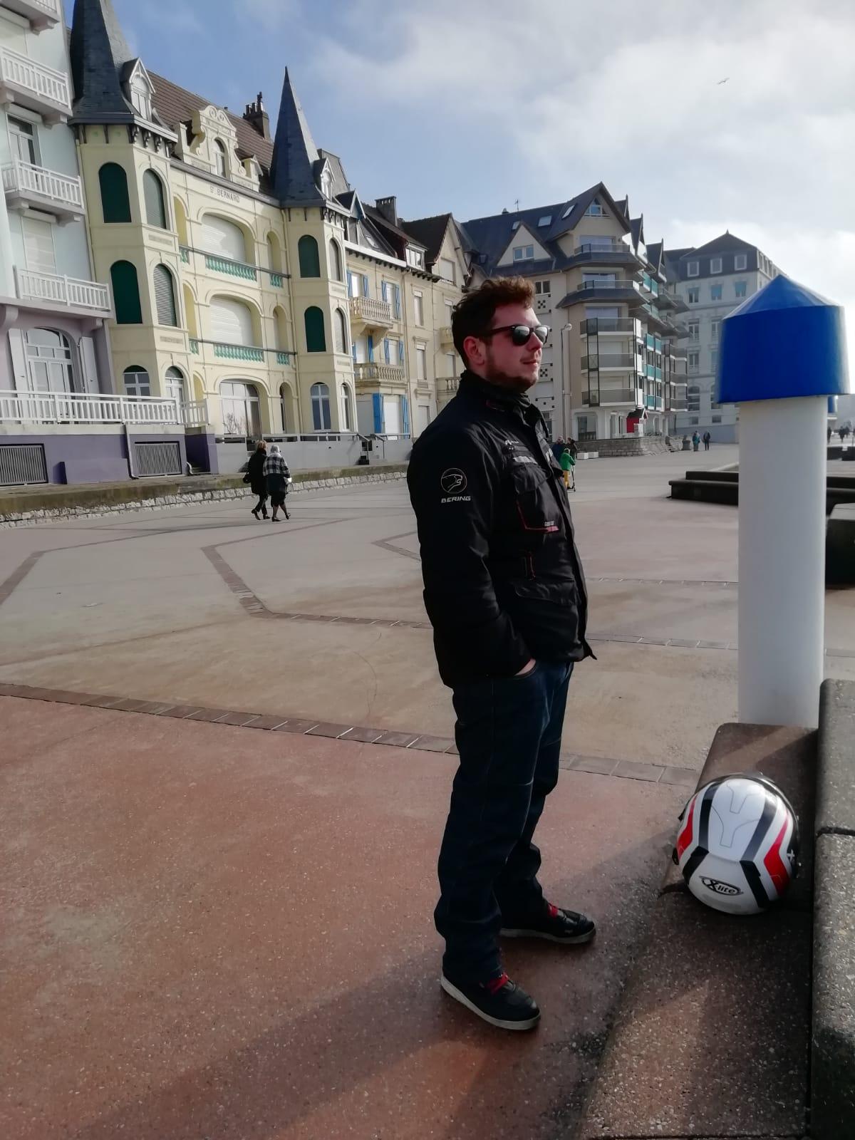 Antoine expert moto tiregom
