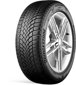 Pneu hiver Bridgestone Blizzak LM005