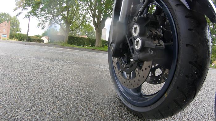 Test pneu Battlax T31 Bridgestone