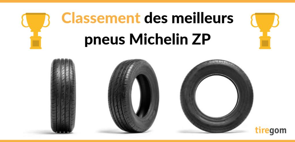 Top pneu Michelin ZP