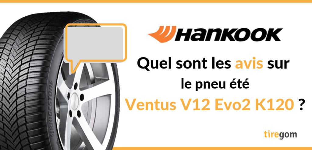 Témoignage client pneu Ventus V12 Evo2 K120