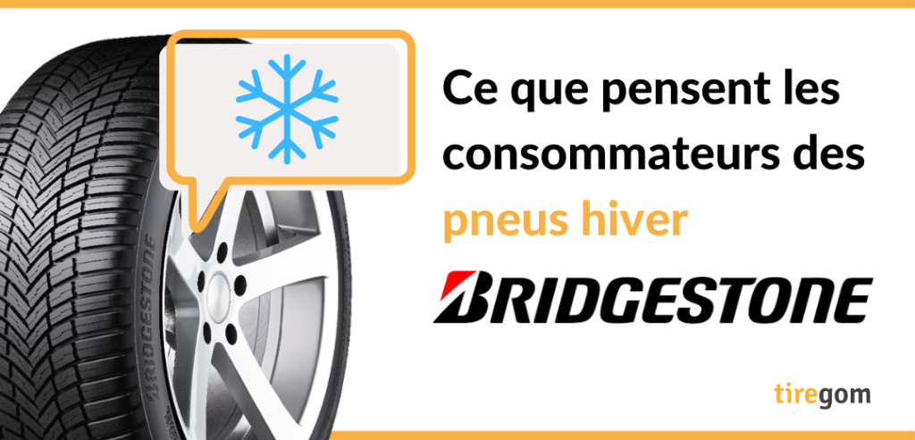 Témoignage client pneu hiver Bridgestone