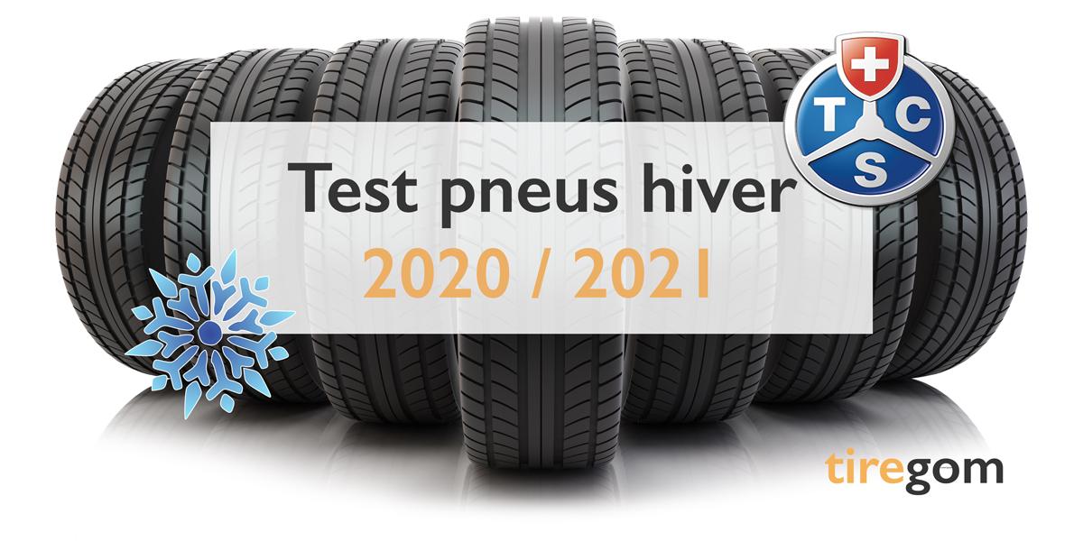 Test des pneus hiver 2020/2021