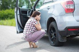 Pneu crevé : 6 astuces pour éviter une crevaison